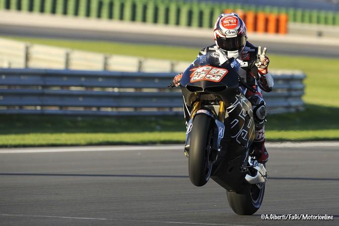 """MotoGP Test Valencia Day 2: Nicky Hayden """"Emozionante cambiare Team e moto"""""""