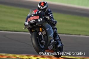 """MotoGP Test Valencia Day 2: Jorge Lorenzo """"Test positivo, ora aspettiamo modifiche più importanti a Sepang"""""""