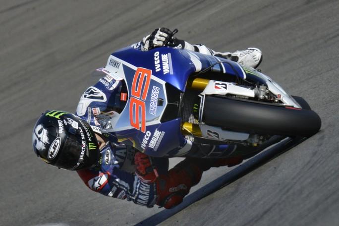 """MotoGP Valencia: Jorge Lorenzo """"Un problema alla moto #1 ci ha negato la possibilità di giocarci la pole"""""""