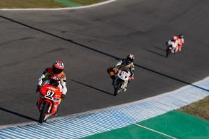 Moto3: Luca Marini a punti nell'ultima prova del CEV