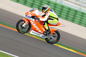 Moto3: Luca Marini, positivo esordio sulla Kalex KTM del Team Aspar