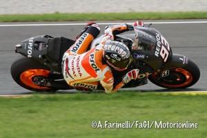 """MotoGP Test Valencia Day 3: Marc Marquez """"La Honda ha fatto un bel lavoro, sono soddisfatto"""""""