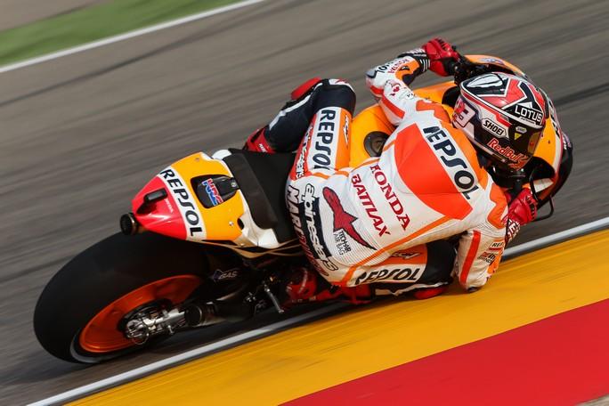 MotoGP Valencia, Prove Libere 1: Marquez e Lorenzo, è già battaglia