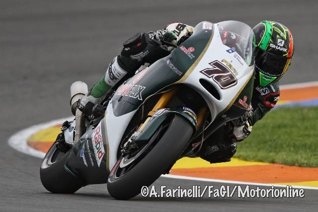 "Michael Laverty: ""Non so se resterò in MotoGP dipende se Aprilia firmerà con Paul Bird"""