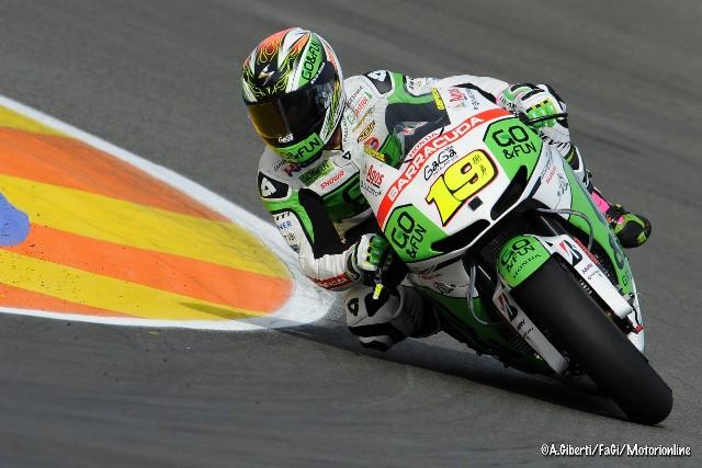 """MotoGP Qualifiche Valencia: Alvaro Bautista """"Peccato, sono scivolato per colpa delle gomme fredde"""""""