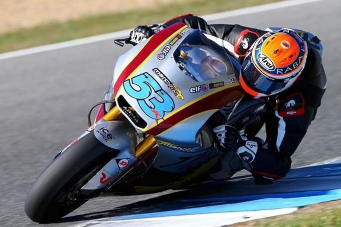"""Moto2: Esteve Rabat """"Bene il debutto con il Marc VDS, il prossimo anno voglio lottare sempre per la vittoria"""""""