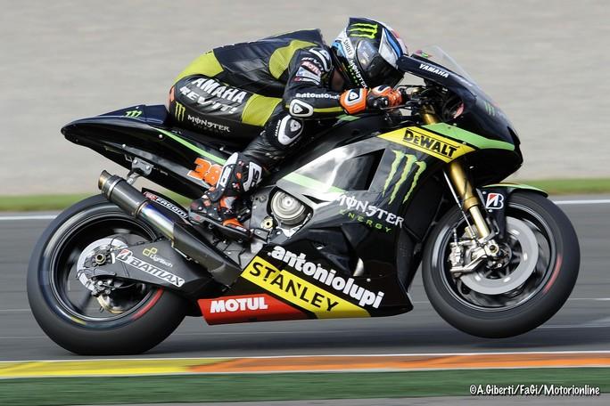 "MotoGP: Bradley Smith ""Ottimi riscontri dalle novità Yamaha"""