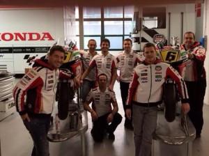 "MotoGP: Il Team LCR ""riconsegna"" la Honda RC213V 2013"