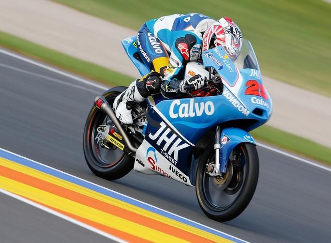 Valencia: Vittoria e titolo per Maverick Vinales, nuovo Campione del Mondo della classe Moto3