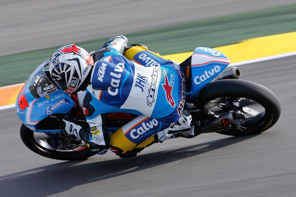 Moto3 Valencia, Warm Up: Maverick Vinales è il più veloce