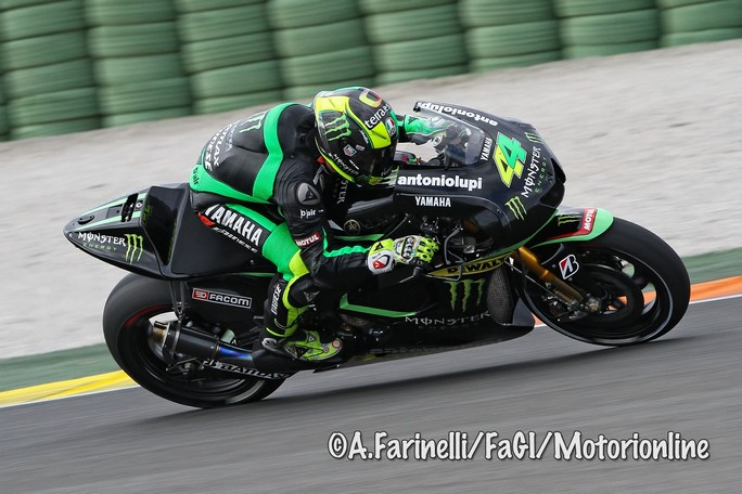 """MotoGP: Pol Espargarò """"Sarebbe bello riuscire a stare con Rossi in alcune gare"""""""