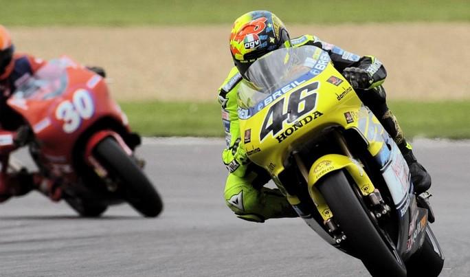 """Valentino Rossi """"La 500 era la moto perfetta"""""""