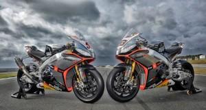Superbike: Si solleva il sipario sulla nuova RSV4