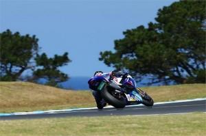 Superbike: Un rookie davanti a tutti nel venerdì australiano