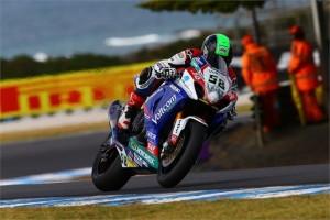 Superbike: Le Suzuki partiranno dalla seconda fila in gara