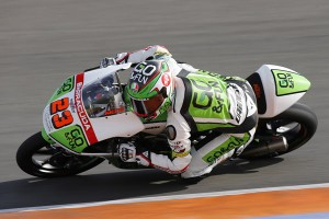 """Moto3: Test Valencia Day 2, Niccolò Antonelli """"Siamo ancora davanti ed è importante"""""""