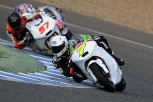 """Moto2: Test Jerez Day 3, Lorenzo Baldassarri """"Sono molto contento di essere nella Top Ten"""""""