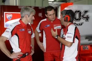 MotoGP: Gigi Dall'Igna abbastanza soddisfatto dei test di Sepang