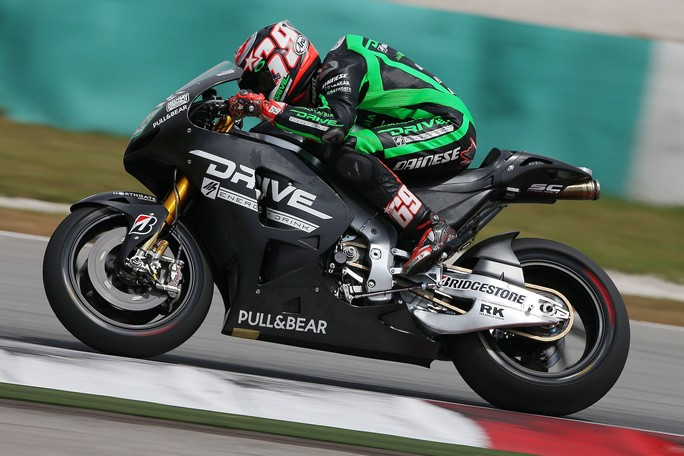 "MotoGP: Test Sepang Day 2, Nicky Hayden ""Contento dei progressi fatti"""