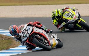 """Superbike: Marco Melandri """"E' stata una giornata non facile ma positiva"""""""
