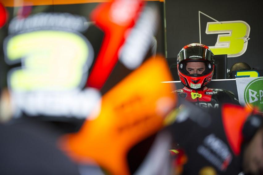 Moto2: Il Team Forward lascia FTR, correrà con un telaio Kalex