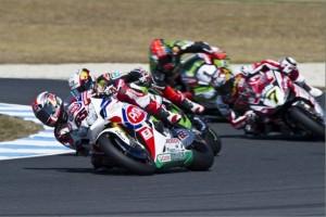 Superbike: Weekend travagliato per il Team Pata Honda