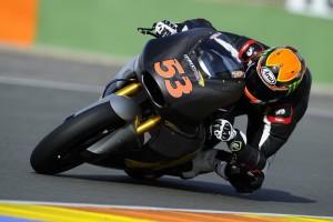 Moto2: Test Valencia Day 2, Rabat davanti a Luthi e Kallio