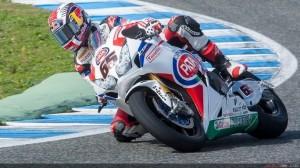 Superbike: Seconda e terza fila per il team Pata Honda