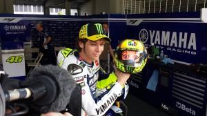 """MotoGP: Test Sepang Day 1, Valentino Rossi """"Sono felice e soddisfatto del primo giorno di test"""""""