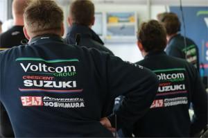 Superbike: Soddisfazione a metà in casa Suzuki