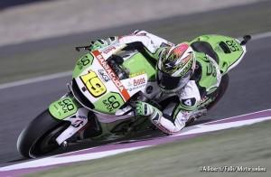 """MotoGP Qatar, Day 1: Alvaro Bautista """"E' stata una sessione positiva"""""""