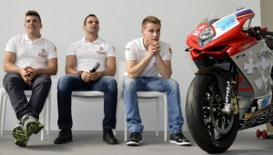 Superbike: moto nuova per Claudio Corti