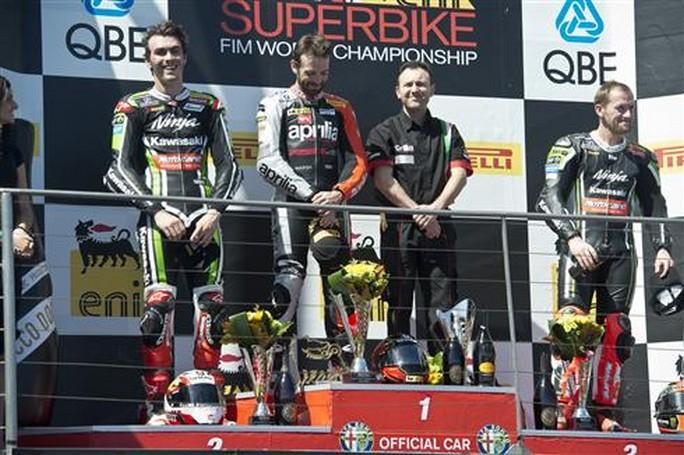Superbike: Loris Baz pronto per Aragon