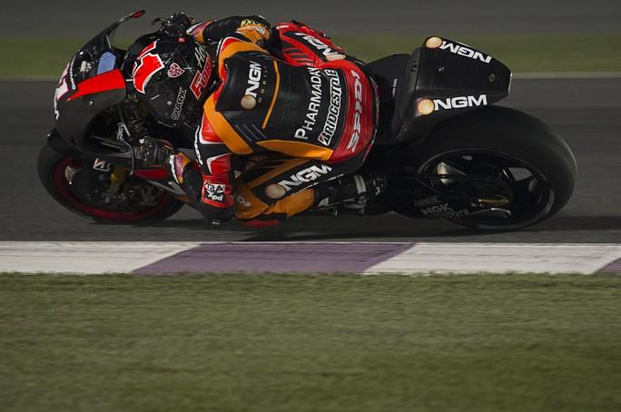 MotoGP Qatar, Prove Libere 3: Aleix Espargarò chiude in testa davanti all'ottimo Iannone