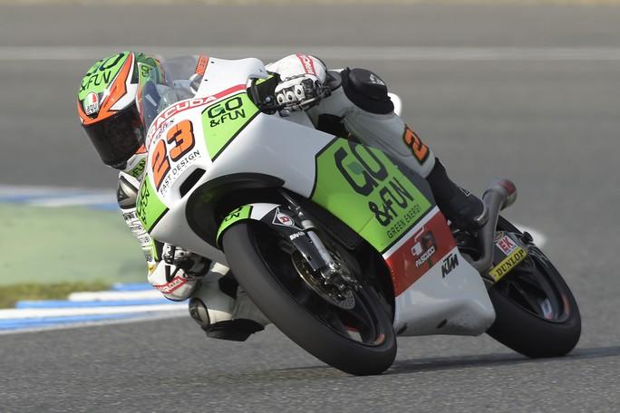 """Moto3: Test Jerez Day 3, Niccolò Antonelli """"Rimango fiducioso in ottica Qatar"""""""