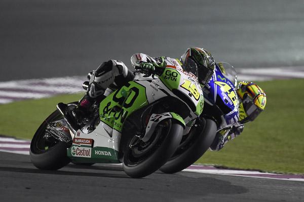 "MotoGP Qatar: Alvaro Bautista ""Peccato per la caduta, potevamo salire sul podio"""