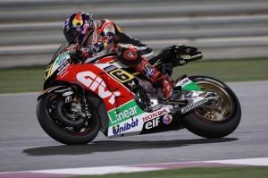 """MotoGP, Qualifiche Qatar: Stefan Bradl """"Ho lo stesso passo di Rossi, Lorenzo e Pedrosa, sarà una gara eccitante"""""""