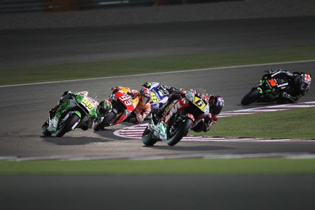 """MotoGP Qatar: Stefan Bradl """"Non ho capito perchè sono caduto, ma ho fatto un bel passo avanti"""""""