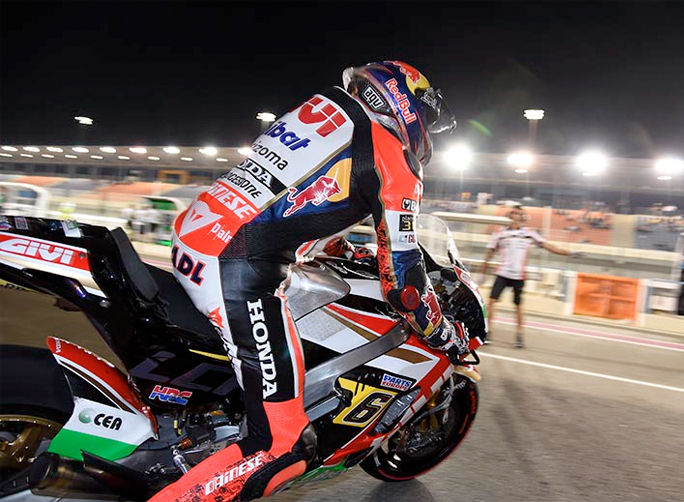 "MotoGP Qatar, Day 2: Stefan Bradl ""Non sono contento"""