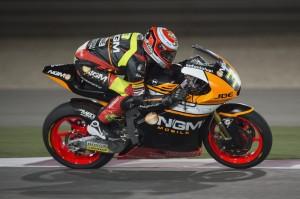 """Moto2: Simone Corsi """"In Qatar una buona gara"""""""