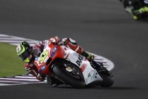 "MotoGP Qatar: Cal Crutchlow ""E' stata una gara agrodolce"""