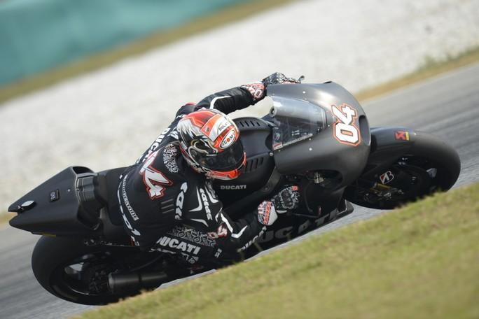 """MotoGP: Test Phillip Island Day 1, Andrea Dovizioso """"Ho tenuto un buon ritmo"""""""