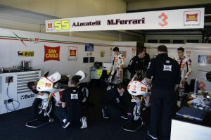 Moto3: Test Jerez, bilancio positivo per Matteo Ferrari e Andrea Locatelli