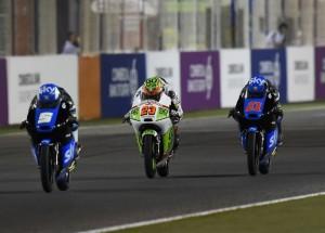"""Moto3: Vittoriano Guareschi """"Abbiamo raccolto dati che non è possibile portare a casa durante i test"""""""