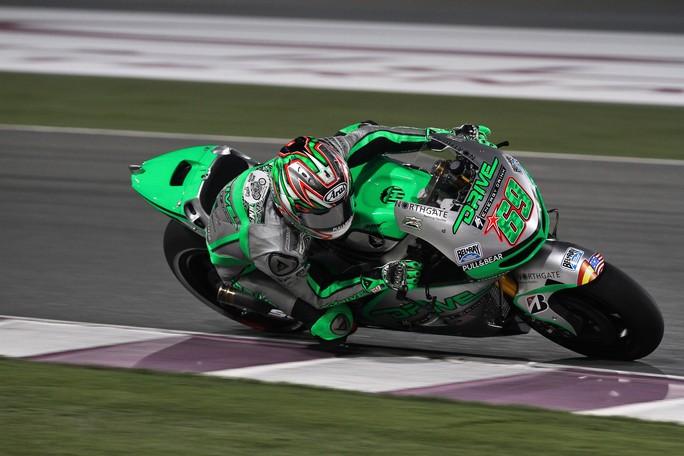 """MotoGP: Test Losail Day 1, Nicky Hayden """"E' stata una sessione piuttosto positiva"""""""