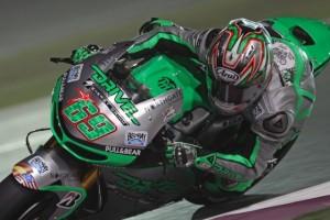 """MotoGP Qatar, Prove Libere 1: Nicky Hayden """"Onestamente va meglio di quanto potessi sperare"""""""