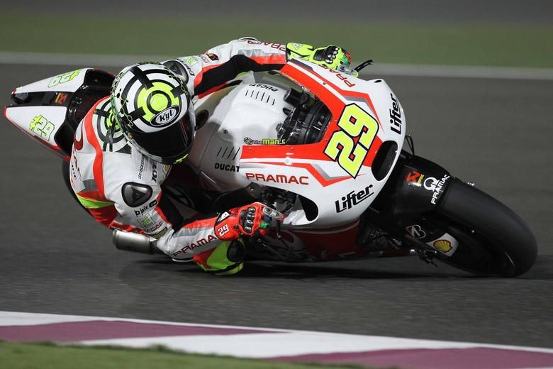 """MotoGP Qatar, Day2: Andrea Iannone """"Finalmente ho sfruttato la gomma morbida"""""""