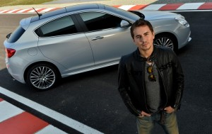 MotoGP: Jorge Lorenzo testimonial Alfa Romeo 2014