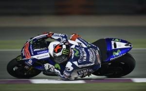 "MotoGP Qatar, Day 2: Jorge Lorenzo ""Continua a mancare grip al posteriore"""