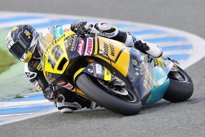 Moto2: Test Jerez Day 2, Luthi il più rapido nella seconda sessione